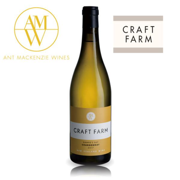 Craft Farm Home Vineyard Chardonnay