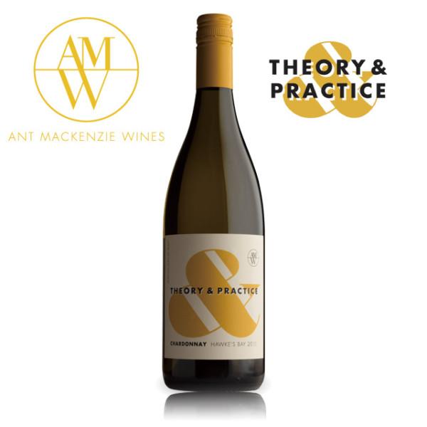 Theory & Practice Hawke's Bay Chardonnay