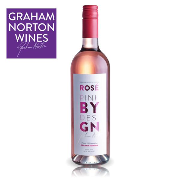 Graham Norton Pink Design Rose