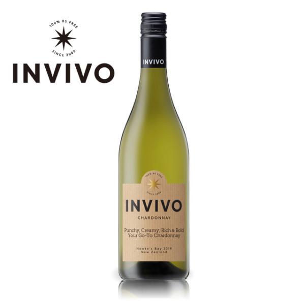 Invivo Hawke's bay Chardonnay