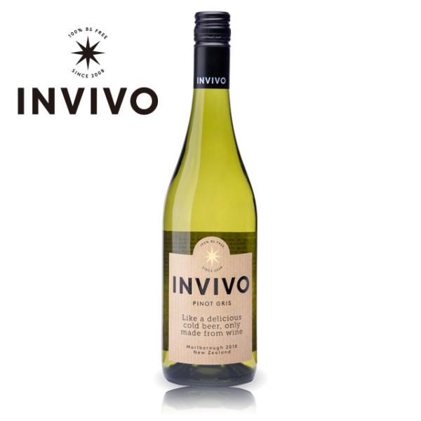 Invivo Marlborough Pinot Gris
