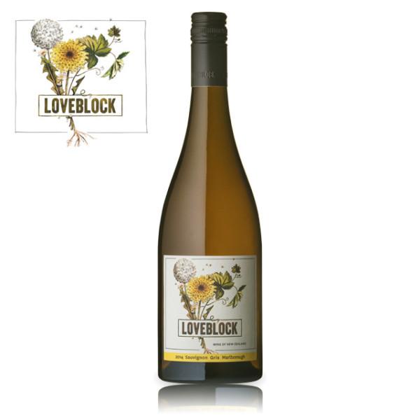 【Sold Out】Loveblock Marlborough Sauvignon Gris