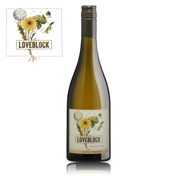Loveblock Marlborough Sweet Riesling
