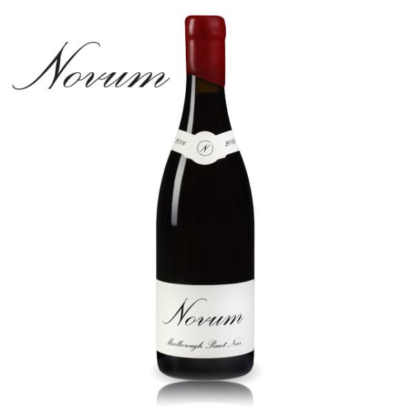 【10月リリース予定】Novum Marlborough Pinot Noir