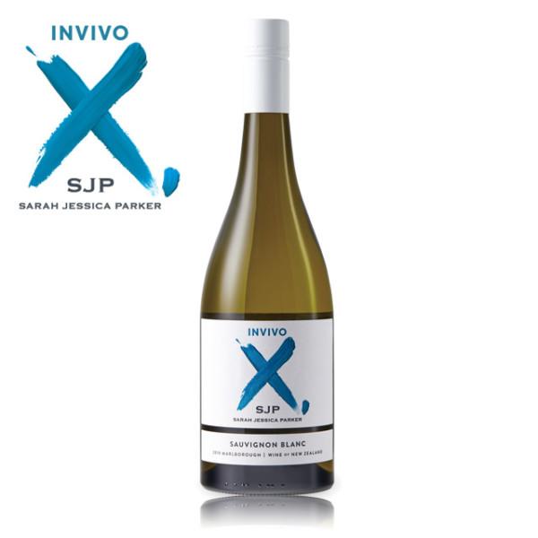 Invivo X , Sarah Jessica Parker Sauvignon Blanc
